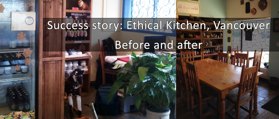 Ethical Kitchen, Vancouver