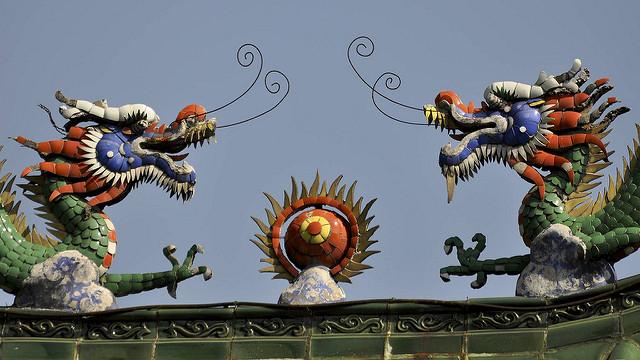 Dragon Chinese horoscope 2018