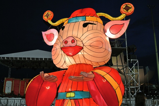 When does the 2019 Chinese year of the Pig starts? And why you