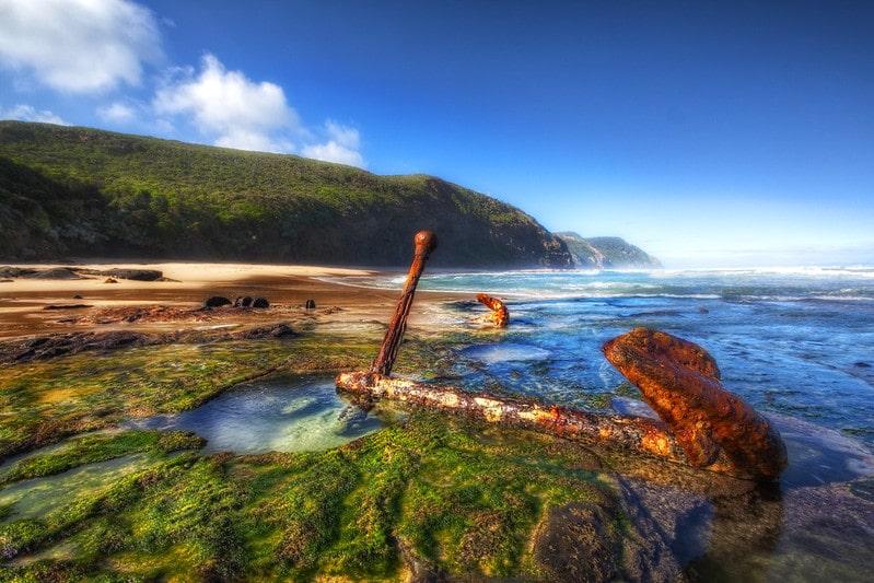 Metal Water rust